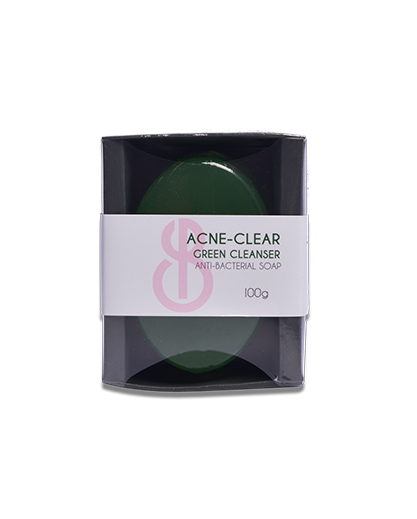 Acne Clear Gren Cleanser Soap